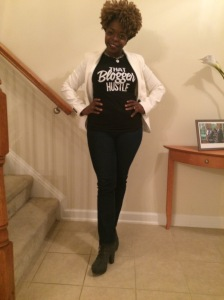 Photo credits:  Shirt from beblogalicious.com; photography by Maxwell, my 6 year old son!