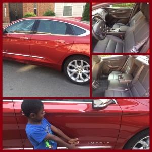 2015 Chevy Impala LTZ