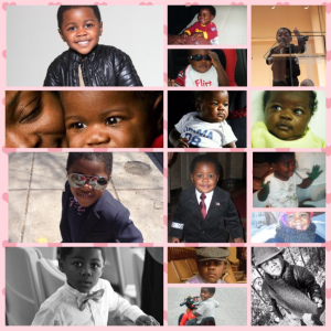 A few of the cherished pictures of my son!